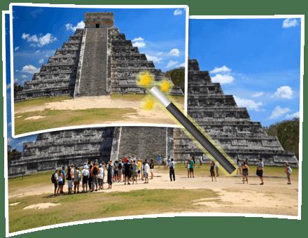 Remove tourists