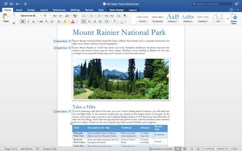 Download Microsoft Word 2016 – Windows