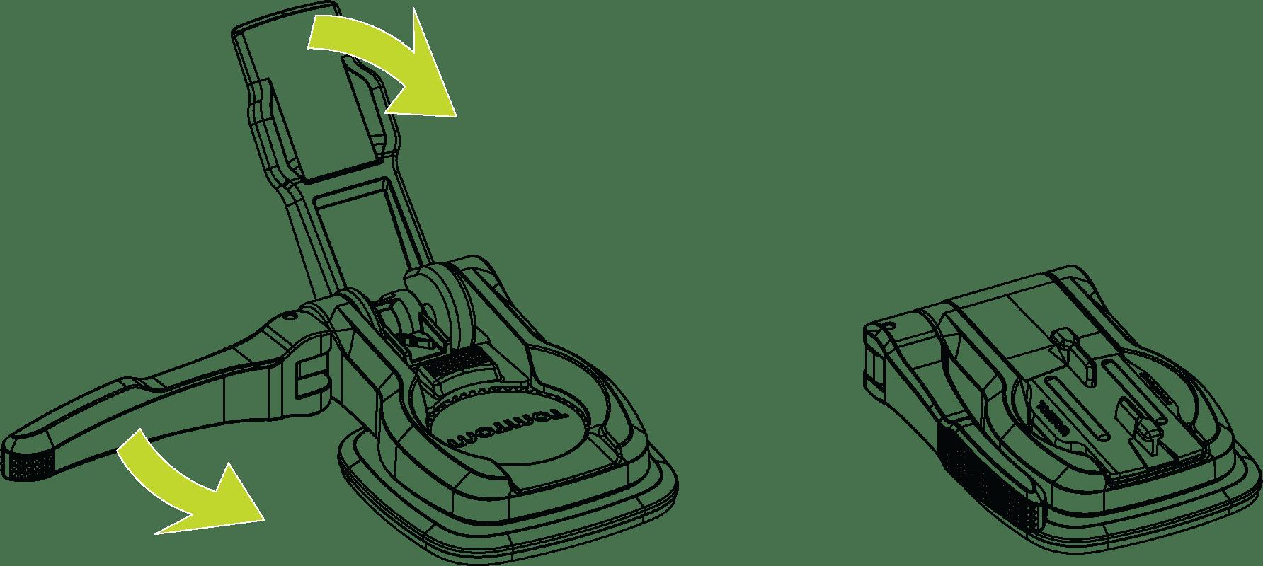 Installazione del supporto per una visuale a 360°