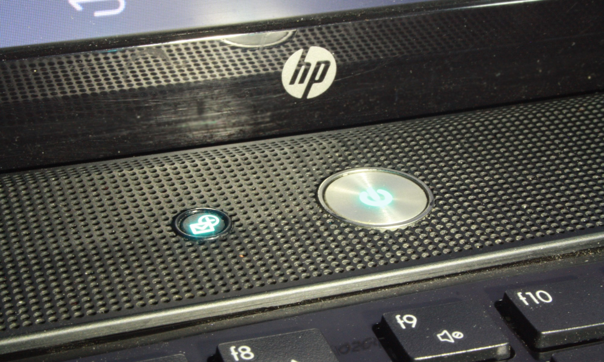HP QuickLook button
