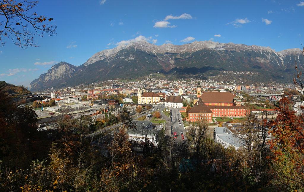 Wilten  turismo Innsbruck  ViaMichelin