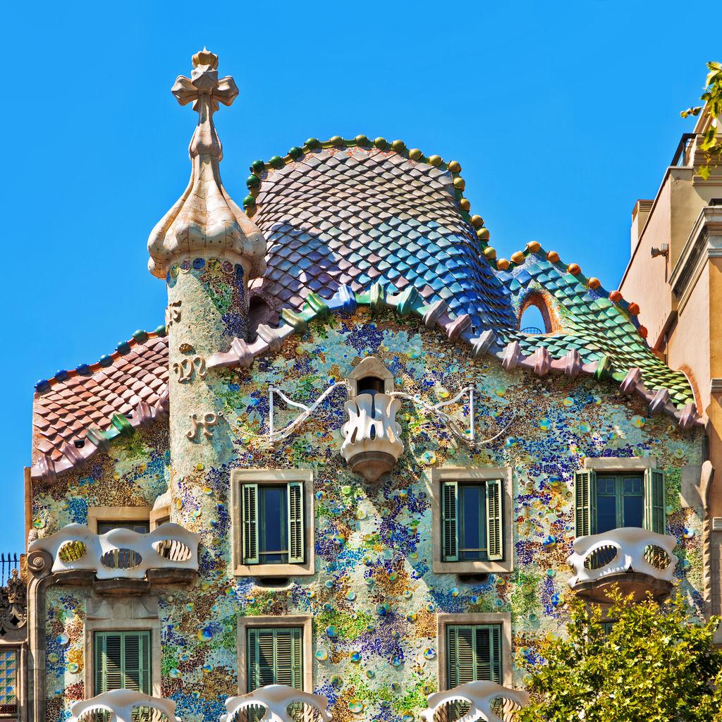 Casa Batll  Barcelona tourism  ViaMichelin
