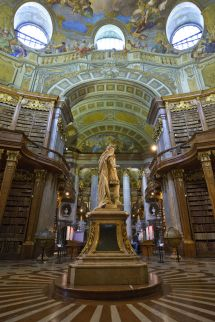 Original Austrian National Library