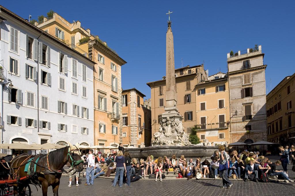 Casa Coppelle  Vatican City  a Michelin Guide restaurant