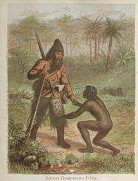 ROBINSON CRUSOÉ - Encyclopædia Universalis