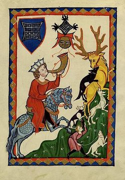 La Chasse Au Moyen Age : chasse, moyen, Chasse, Moyen, Vikidia,, L'encyclopédie
