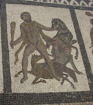 Hracls et les cavales de Diomde  Vikidia l
