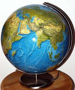 Globe Terrestre Vikidia L Encyclop 233 Die Des 8 13 Ans