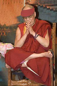 Haut Chef Spirituel Du Tibet : spirituel, tibet, Dalaï-lama, Vikidia,, L'encyclopédie