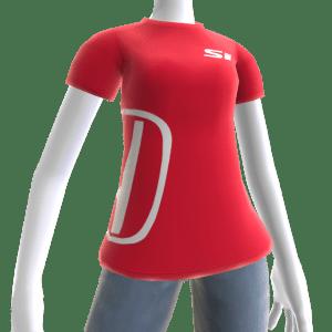 Honda Forza Motorsports Red Avatar Shirt