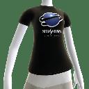 Sega Saturn T-Shirt Female Avatar