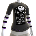 The Nightmare Before Christmas Logo Tee