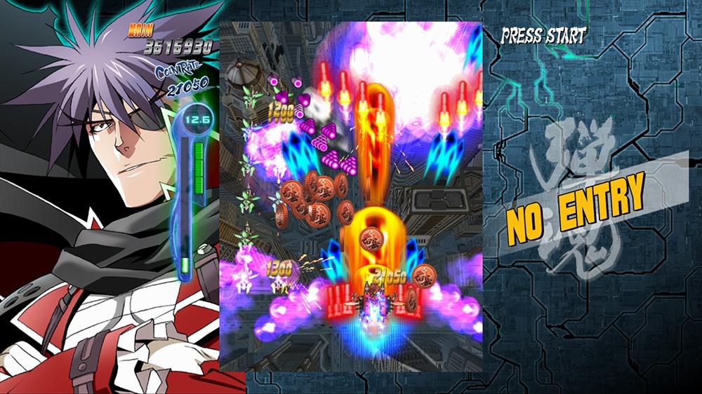 Bullet Soul -Infinite Burst-
