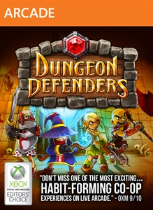 Dungeon Defenders xbox live 360 games with gold march