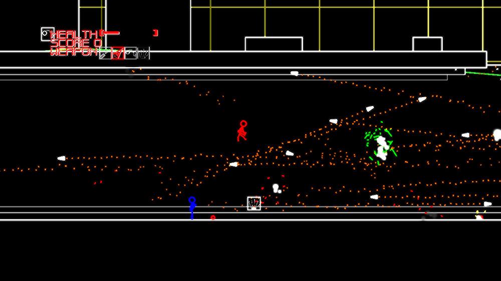 Image from Stick 'Em Up: VS Arena
