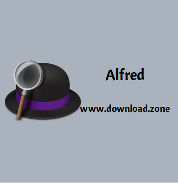 Alfred Software For Mac