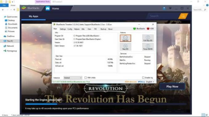 bluestacks 3 download and know how to root bluestacks