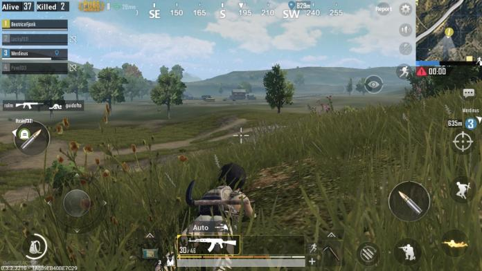 PUBG Mobile Mission Impossible