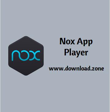 Nox App Player Free Download