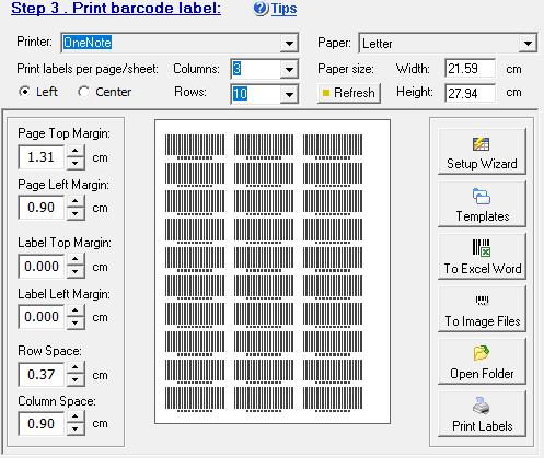 barcode maker 3