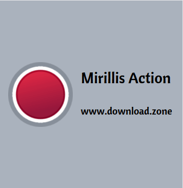 Mirillis Action GamePlay Recorder Software For PC