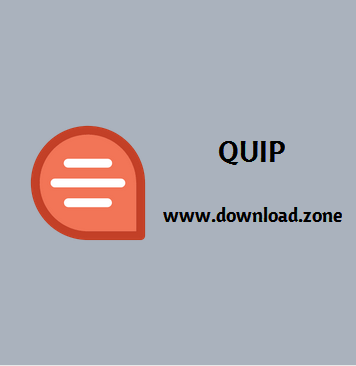 QUIP Software For PC
