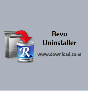 Revo Uninstaller Software For PC Download
