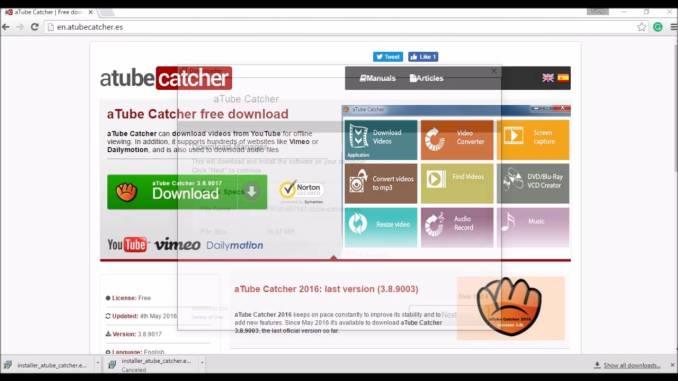 atubecatcher-downloader