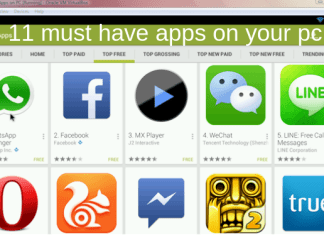 11 must have apps on your pc