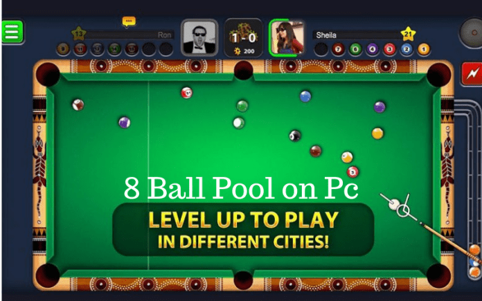 8 Ball Pool On Pc with Bluestacks