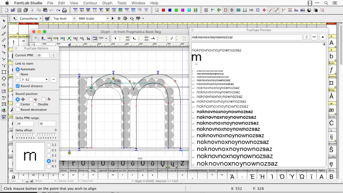 FontLab picture1