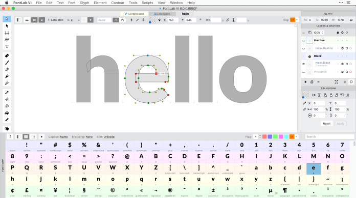 FontLab picture2