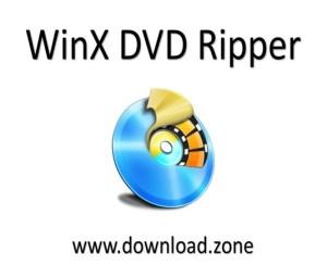 WinX DVD image (535 x 455)