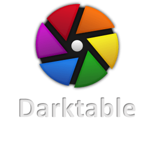 Darktable is open source software to convert raw image to best photo.