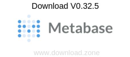Metabase-V0.32.5