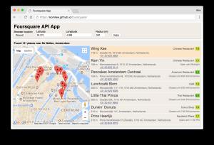 foursquare-city-guide-places-api