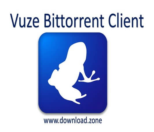 Vuze Bittorrent Client picture