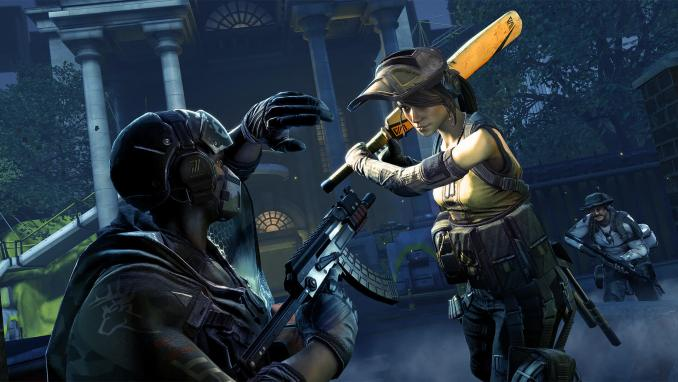 dirty bomb fight
