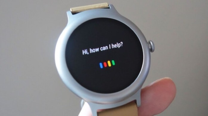 google assistant for watch