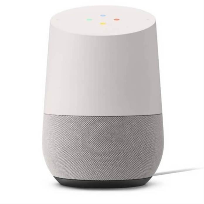 google assitant speaker