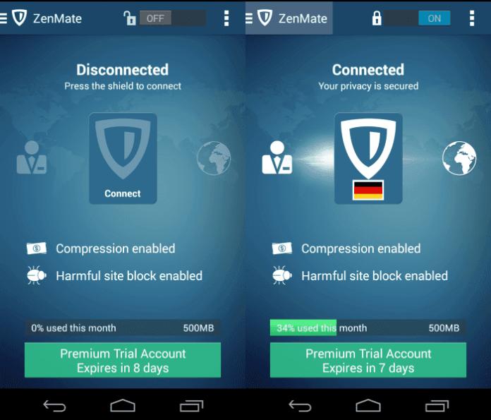 zenmate-app-android