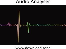 AudioAnalyser Picture