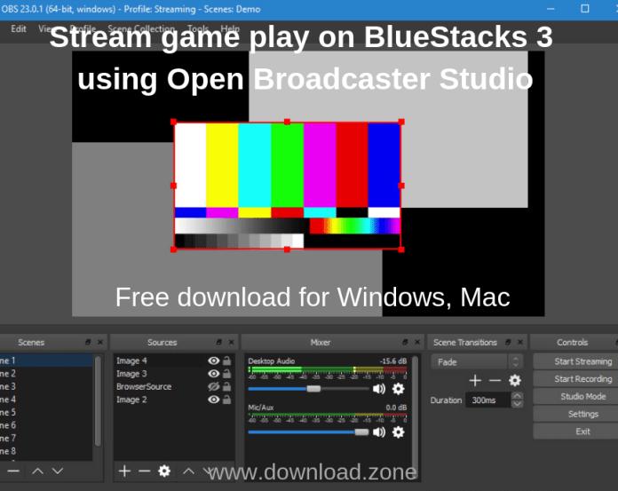 Open-Broadcaster-studio
