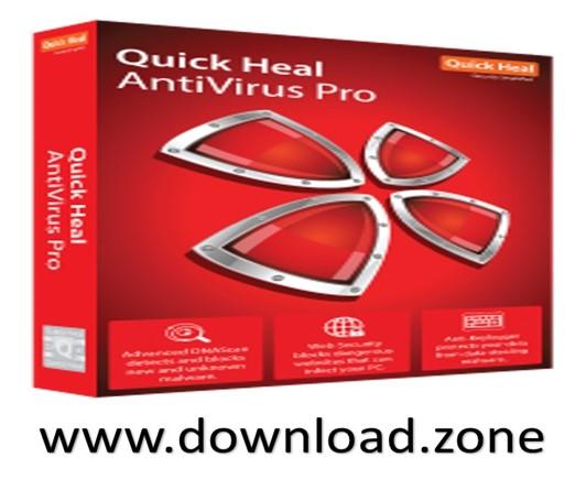 Quick Heal Antivirus Pro Picture