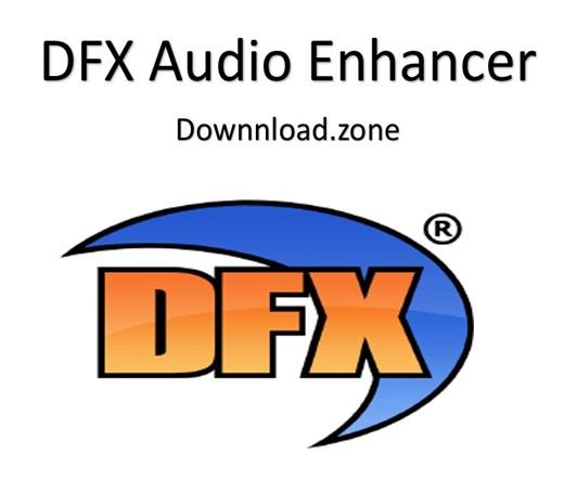 DFX Audio Enhancer Picture