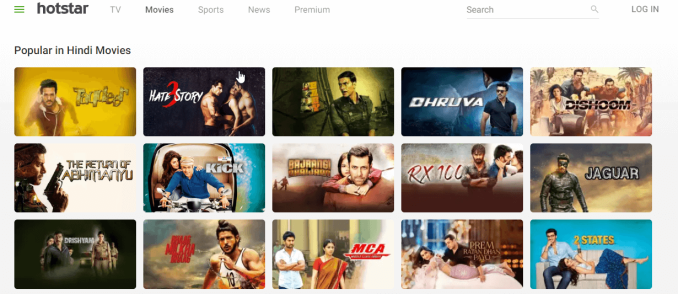 free movies download in india with hotstar