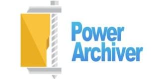 Powerarchiver logo