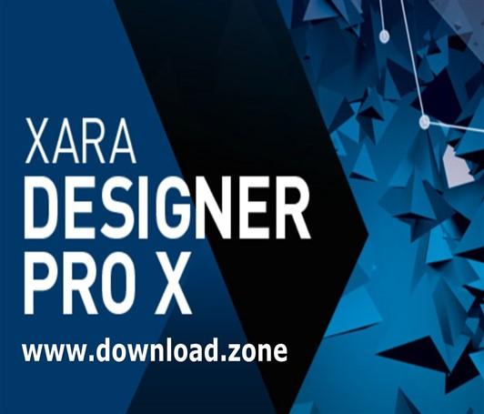XARA DESIGNER PRO X Picture