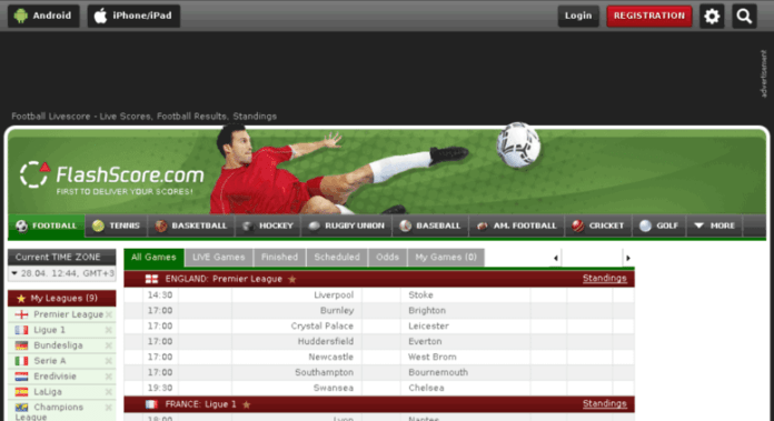 Live Sports TV Streaming-