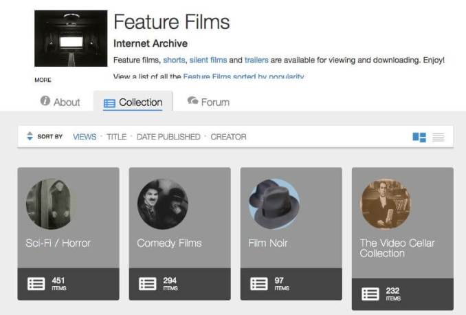 free movies download from archives
